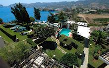 Foto Aparthotel Eva Mare in Agia Pelagia ( Heraklion Kreta)
